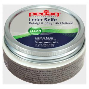Pedag Leather Soap - Čistiace mydlo na hladkú kožu